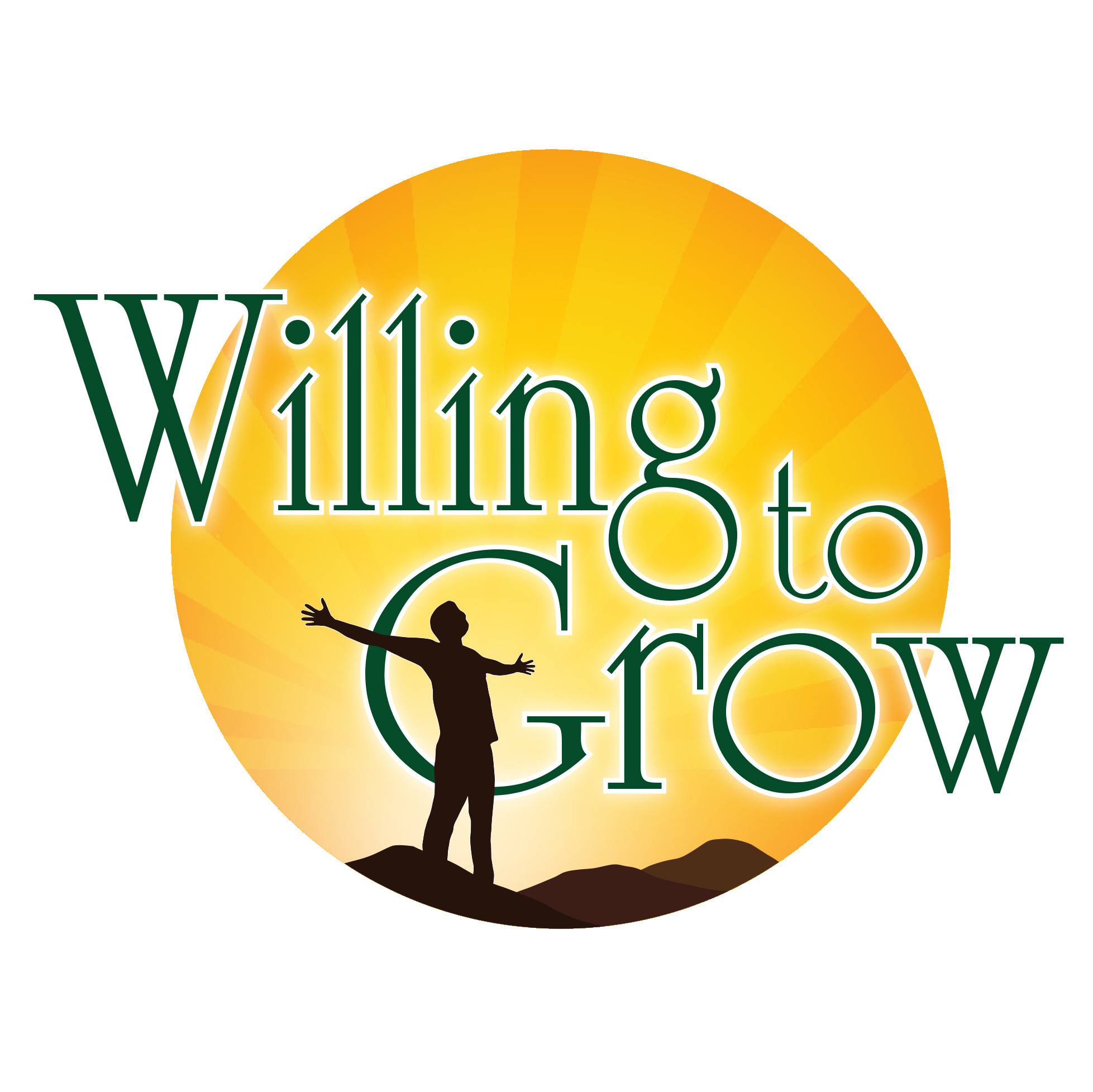 Willing to Grow - 2017 Santa Barbara AA Convention with Al-Anon Participation Logo